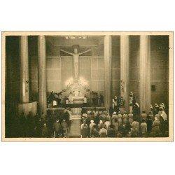 carte postale ancienne 69 LYON. Chapelle Hôpital Edouard-Herriot