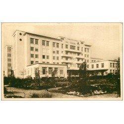 carte postale ancienne 69 LYON. Ecole Infirmerie et Visiteuses