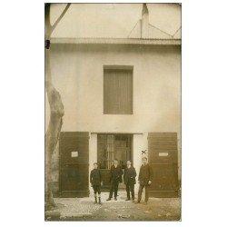 69 LYON. La Recette des finances rue Sadi Carnot. Carte Photo Rare . Edition Sud-Est 6 rue de la République à Lyon