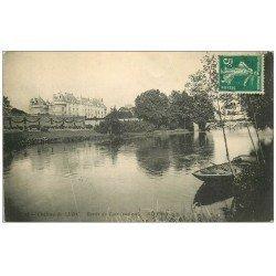 carte postale ancienne 72 CHATEAU DE LUDE 16