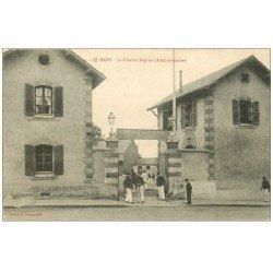 carte postale ancienne 72 LE MANS. Caserne Négrier