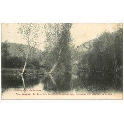 carte postale ancienne 72 SAINT-LEONARD-DES-BOIS. Le Haut-Fourché Collins et la Barre