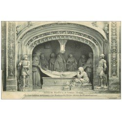 carte postale ancienne 72 SOLESMES. Christ Grotte