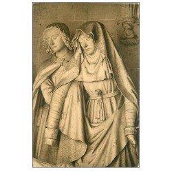carte postale ancienne 72 SOLESMES. Notre-Dame et Saint-Jean