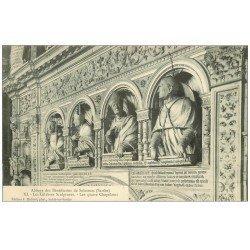 carte postale ancienne 72 SOLESMES. Quatre Chapelains