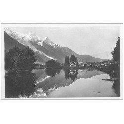 carte postale ancienne 74 CHAMONIX. Mont Blanc