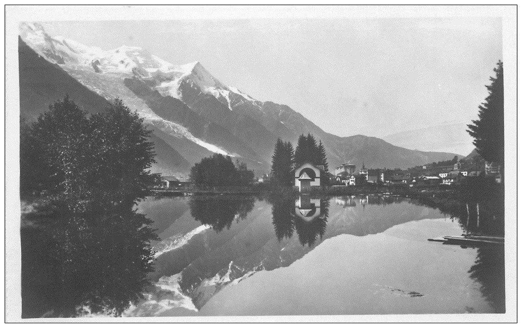 74 CHAMONIX. Mont Blanc