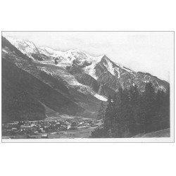 carte postale ancienne 74 CHAMONIX-MONT-BLANC. LL 226