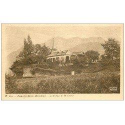 carte postale ancienne 74 EVIAN-LES-BAINS. Abbaye de Maraiche. Collection Source Cachat