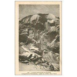carte postale ancienne 74 SAINT-GERVAIS-LES-BAINS. Bionnassay Aiguille