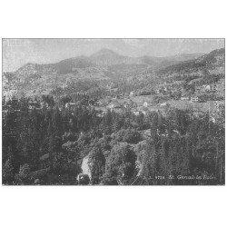 carte postale ancienne 74 SAINT-GERVAIS-LES-BAINS. Edition Jullien Frères Genève