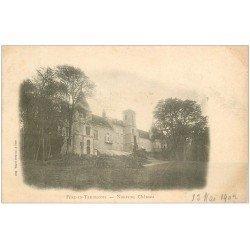 carte postale ancienne 02 FERE-EN-TARDENOIS. Nouveau Château 1902