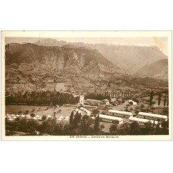 carte postale ancienne 26 DIE. Centre du Martouret 1937