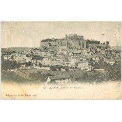 carte postale ancienne 26 GRIGNAN. 1904 Le Château