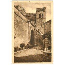 carte postale ancienne 26 GRIGNAN. Eglise Saint-Sauveur