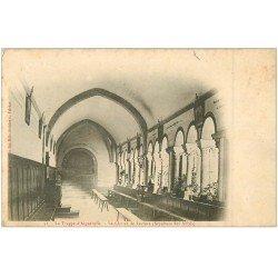 carte postale ancienne 26 LA TRAPPE D'AIGUEBELLE. Cloître de Lecture