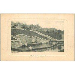 carte postale ancienne 26 VALENCE. Le Parc Jouvet