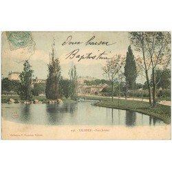 carte postale ancienne 26 VALENCE. Parc Jouvet 1905