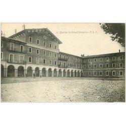 carte postale ancienne 26 VALENCE. Quartier du Grand Séminaire 1917