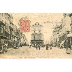 carte postale ancienne Lot de 19 CPA SAINT-GERMAIN-EN-LAYE 78. Série C