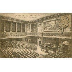 carte postale ancienne 78 VERSAILLES. Salle des Congrès 1920