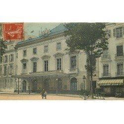 carte postale ancienne 78 VERSAILLES. Théâtre et Café billard