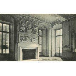 carte postale ancienne 78 MAISONS-LAFFITTE. Le Château Chambre Grand Condé
