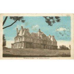 carte postale ancienne 78 MAISONS-LAFFITTE. Le Château 1933