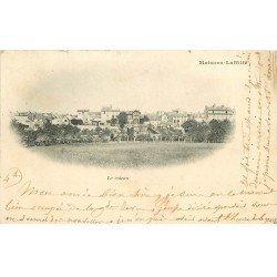 carte postale ancienne 78 MAISONS-LAFFITTE. Le Coteau 1902