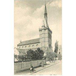 carte postale ancienne 78 MAISONS-LAFFITTE. L'Eglise