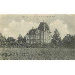 carte postale ancienne 78 ACHERES. Château de Piquenard