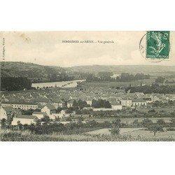 carte postale ancienne 78 BONNIERES-SUR-SEINE. Vue générale 1910