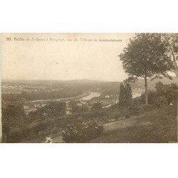 carte postale ancienne 78 BOUGIVAL. Coteau de Louvesiennes 1930