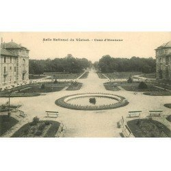 carte postale ancienne 78 LE VESINET. Cour Asile National