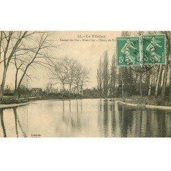 carte postale ancienne 78 LE VESINET. Casino des Ibis 1914