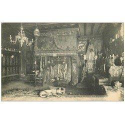 carte postale ancienne 14 DIVES. Hostellerie Salle des Marmousets