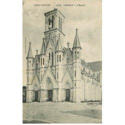 carte postale ancienne 79 CERISAY. L'Eglise 1906
