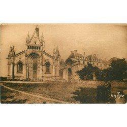 carte postale ancienne 79 THOUARS. Le Château