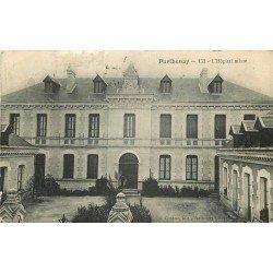carte postale ancienne 79 PARTHENAY. L'Hôpital mixte 1916