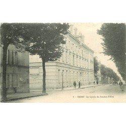 carte postale ancienne 79 NIORT. Le Lycée de Jeunes Filles 1905