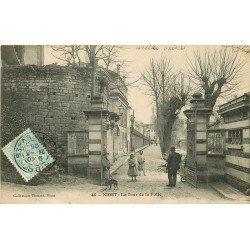 carte postale ancienne 79 NIORT. La Tour de la Folie 1905