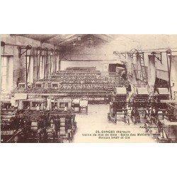34 GANGES. Usine de Bas de Soie. Salle des Métiers Maison Saby 1933
