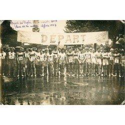PARIS XII° Départ du Trophée de la Marche 40 km Place de la Nation 1927. Sport et Sportifs