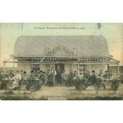 78 BUC. Les Sapeurs Mécaniciens du Centre. Bar Aviation Trianon