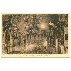 carte postale ancienne 14 HONFLEUR. Eglise Notre-Dame de Grâce 39