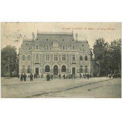 carte postale ancienne 81 ALBI. La Caisse d'Epargne 1916