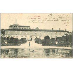 81 CASTRES LE SIDOBRE. Roc de l'Oie et les Trois Fromages. Publicité Grand Café Glacier 17 Place Jean-Jaurès