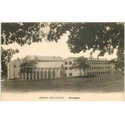 carte postale ancienne 81 DOURGNE. Abbaye d'en Calcat