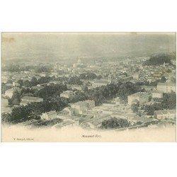 carte postale ancienne 81 MAZAMET. Vue générale sur la Ville