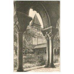 carte postale ancienne 82 MOISSAC. Cloître de Saint-Pierre et le Clocher